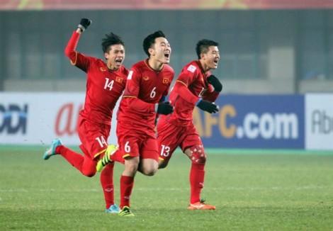 Đến rạp phim để xem trận đấu Việt Nam - Qatar miễn phí