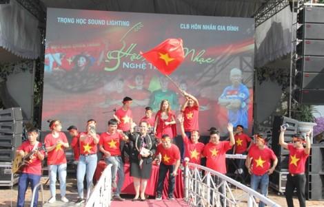 Những gương mặt đầy cảm xúc trong trận bán kết U23 Việt Nam – U23 Qatar
