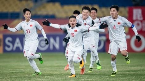 Thủ tướng Nguyễn Xuân Phúc: 'Chiến thắng của U23 là chiến thắng lịch sử'