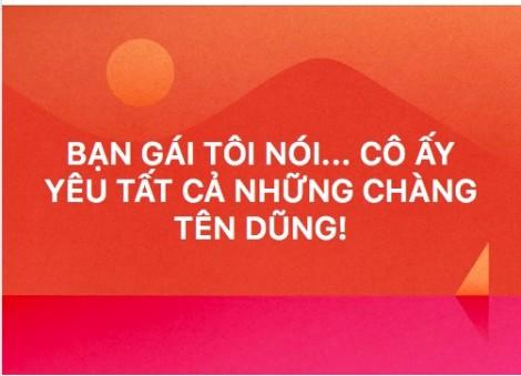 Cộng đồng mạng ai cũng đòi cưới Tiến Dũng, Quang Hải