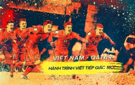 Bán kết AFC U-23 Championship 2018 Việt Nam – Qatar: Viết tiếp giấc mơ?
