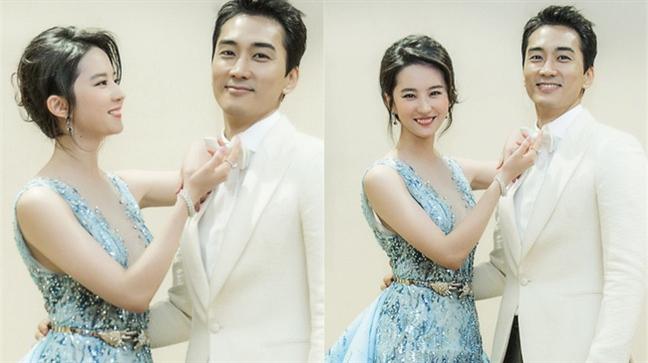 Song Seung Hun chia tay Luu Diec Phi sau hon 2 nam hen ho