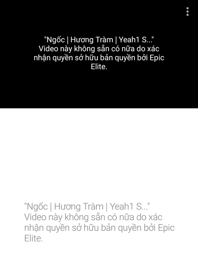 Sau Bao Anh va Noo Phuoc Thinh, den luot Huong Tram vi pham ban quyen tren YouTube
