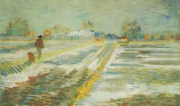 Hoi muon tranh Van Gogh, Nha Trang nhan bon cau dat vang