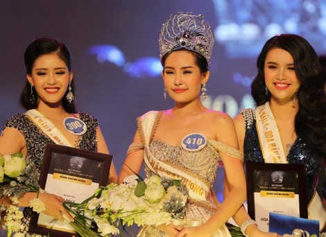 BTC 'Hoa hậu Đại dương Việt Nam 2017' phớt lờ yêu cầu thu hồi danh hiệu hoa hậu của cơ quan quản lý?