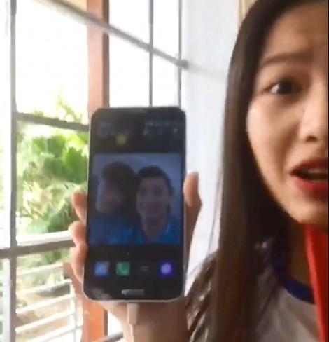 Nhóm nữ sinh trường chuyên làm clip 'tỏ tình' thủ môn Bùi Tiến Dũng