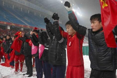Truyền thông quốc tế: U23 Việt Nam thất bại do mưa tuyết