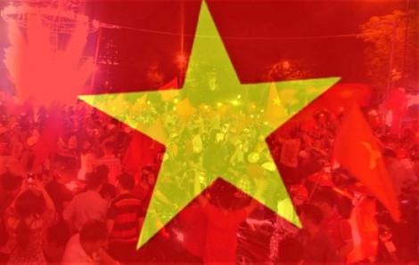 Nhiều năm chờ đợi, hôm nay là ngày đến vinh quang của bóng đá Việt Nam