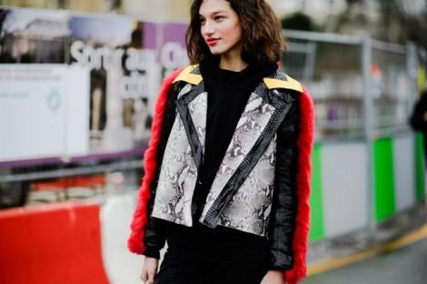 Street style phá cách được ưa chuộng tại Tuần lễ thời trang Paris