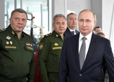 Mỹ từ chối áp đặt lệnh trừng phạt mới đối với Nga