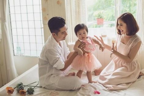 Vân Trang bật mí 'tuyệt chiêu' chăm con dành cho cha mẹ bận rộn