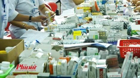 Phát hiện thuốc trị loãng xương ở Bệnh viện Quận 7 không đạt chất lượng