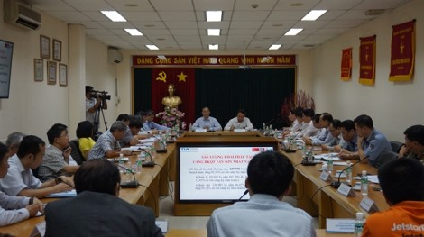 Lên phương án chống kẹt xe cửa ngõ Tân Sơn Nhất dịp Tết Nguyên đán 2018