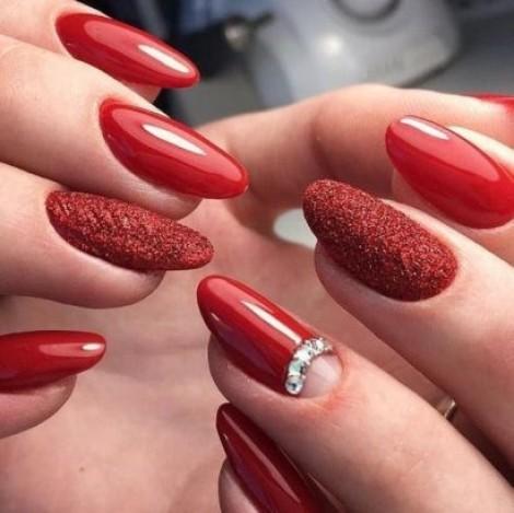 Gợi ý mẫu nail cực xinh xắn dành cho chị em vào dịp năm mới