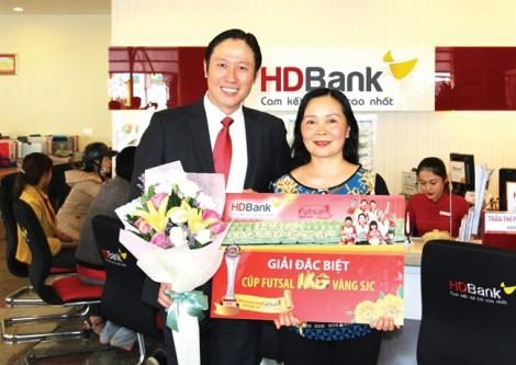 Thêm nữ tỷ phú từ HDBank