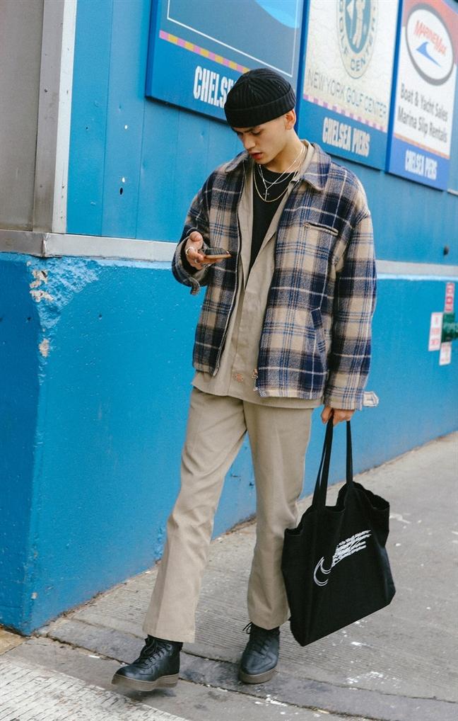 Street style sanh dieu cua cac tin do tai New York Fashion Week 2018