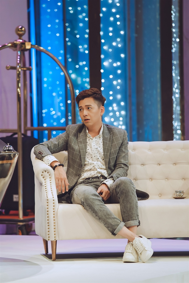 Ngo Kien Huy: 'Tu choi nhan show tet la lua chon dung dan nhat ma le ra toi nen lam tu som'