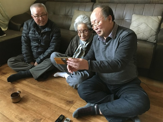 Ngon lua The van hoi Mua dong lam song lai nguyen vong doan tu Han-Trieu