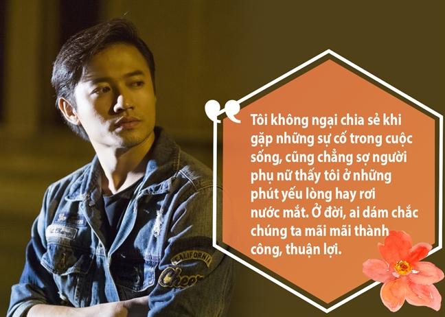 Dien vien Quy Binh: 'Tet nam nay, van chua dam dua nguoi yeu ve ra mat gia dinh'