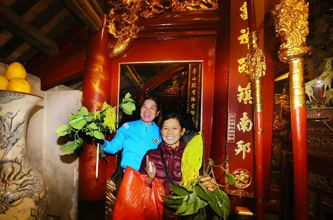 Khong con hien tuong tranh gianh cuop loc tai Hoi Giong den Soc Son