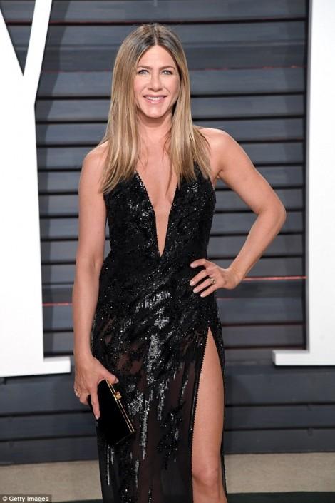 Thượng đế không công bằng với Jennifer Aniston