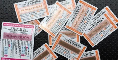 3 nhà mạng đồng loạt khuyến mại 50% thẻ nạp lần cuối
