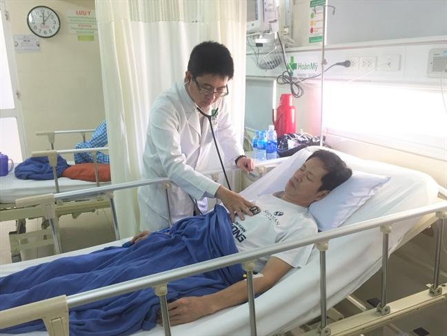 Tuong ngo doc thuc pham, nguoi dan ong Han Quoc bat ngo ngung tim ngung tho