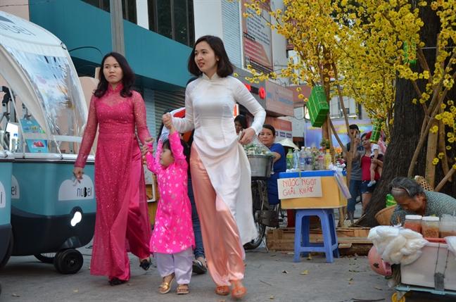 Thanh pho ao dai