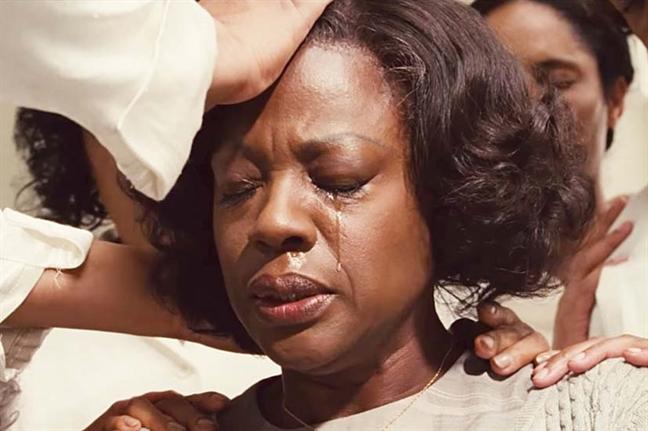 Viola Davis: Hon nhan nhu hoi tho moi ngay