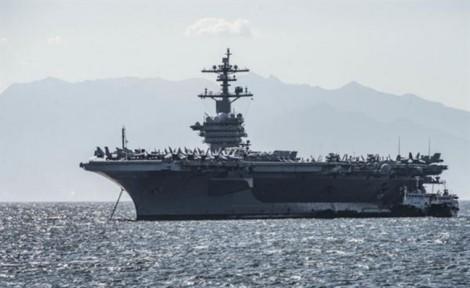 Chuẩn Đô đốc tàu sân bay USS Carl Vinson: 'Hôm nay là ngày lịch sử của mối quan hệ Việt Nam - Hoa Kỳ