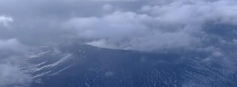 Nhật Bản: Thành phố chìm trong tro bụi núi lửa