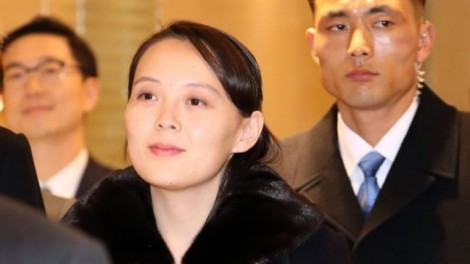Em gái Kim Jong Un sẽ đàm phán với Mỹ?