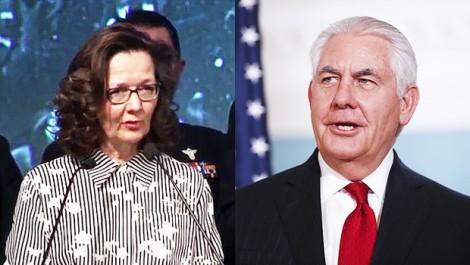 Tranh cãi xung quanh nữ giám đốc đầu tiên của CIA