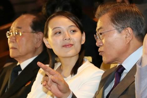 Em gái Kim Jong Un không chỉ là vũ khí ngoại giao 'quyến rũ'