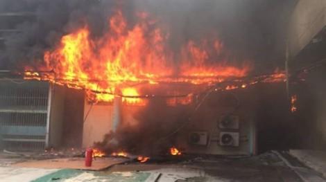 Hỏa hoạn tại bệnh viện lớn nhất Malaysia