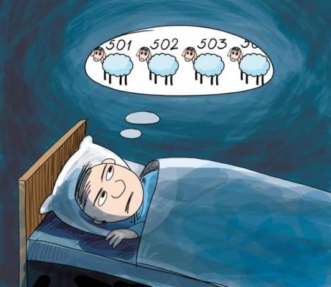 Làm sao biết bé khó ngủ do bệnh?