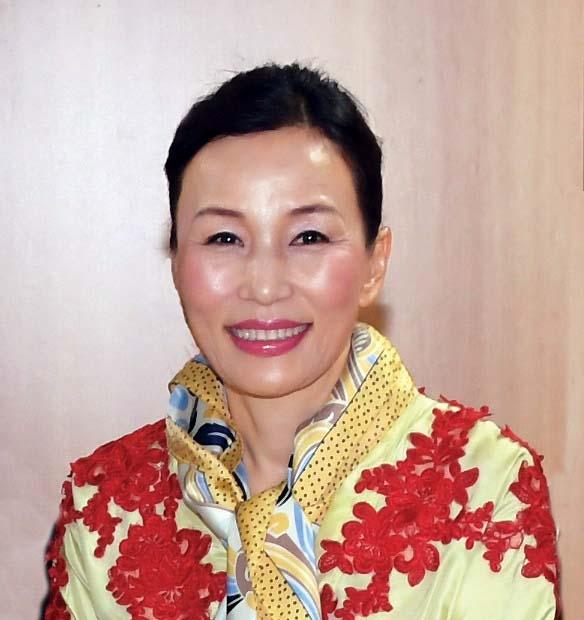 Yoo Oh Chun - nguoi phu nu Han nang long voi than phan Kieu