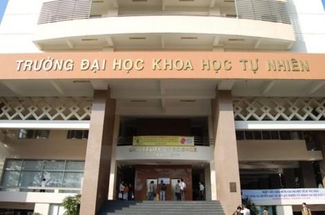 Trường ĐH Khoa học Tự nhiên TP.HCM: Thêm một tân phó giáo sư bị tố không đủ chuẩn