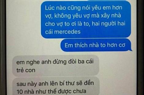 Cô gái bị đồn 'bồ nhí' của Phó Bí thư tỉnh Thanh Hóa đề nghị tìm người tung tin vu khống