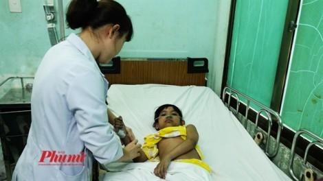 Vụ cháy chung cư Carina: hai bé sinh đôi thoát chết nhờ kỹ năng của người mẹ