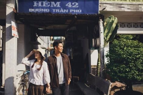 Bộ ảnh đầy cảm xúc, êm đềm như một bản tình ca của cặp đôi yêu nhau từ cái nhìn đầu tiên