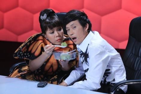 Hoài Linh, Việt Hương trăn trở khi trở lại gameshow