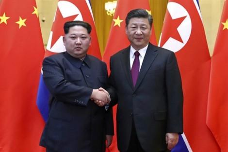 Triều Tiên xác nhận lãnh đạo Kim Jong Un cùng vợ thăm Trung Quốc