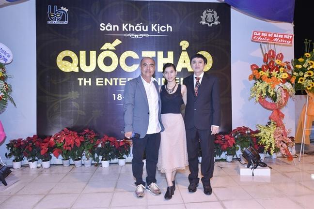 San khau cua NS Quoc Thao khong duoc tham gia 'Lien hoan San khau Kich noi Toan quoc' do khong du 'tham nien'