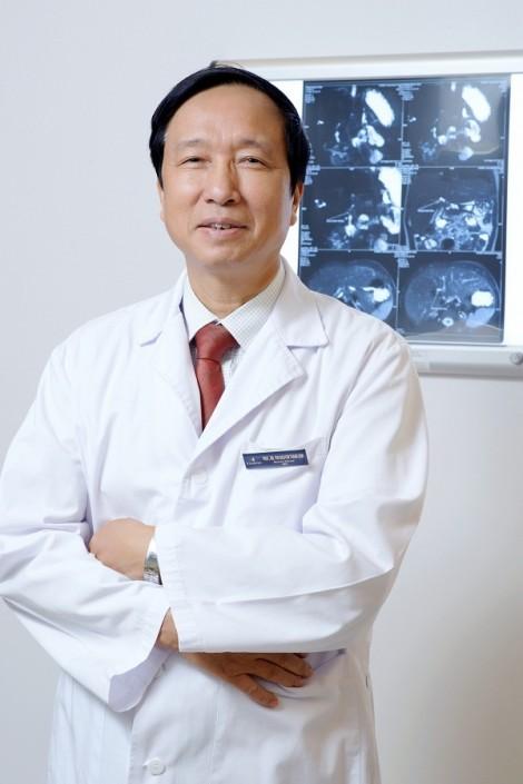 """GS-TS-Thầy thuốc nhân dân Nguyễn Thanh Liêm: """" Làm khoa học cũng là dấn thân, đánh đổi"""""""