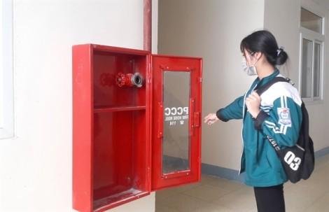 Sau vụ cháy Carina, 79 hộ dân ở Nghệ An 'bỏ' chung cư vì hệ thống PCCC chưa hoàn thiện