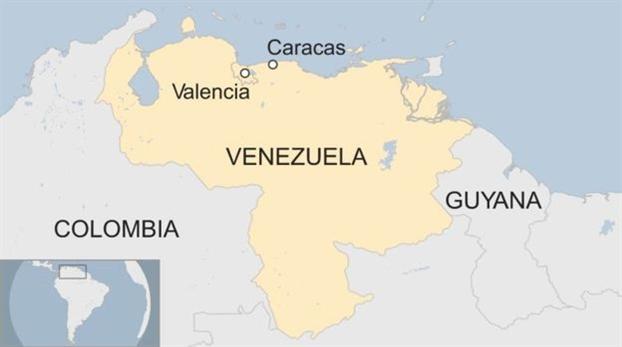 Venezuela: Hoa hoan va bao loan tai trai giam khien 68 nguoi thiet mang