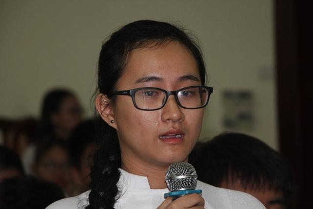Vu 'co giao lanh lung': Phu huynh doi viet thu gui Bo truong Bo GD-DT