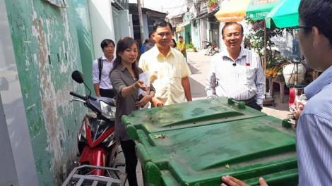 TP.HCM thực hiện phân loại rác tại nguồn: Vẫn dừng ở thí điểm