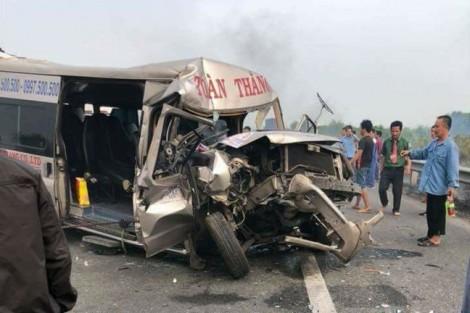 Tai nạn cao tốc Long Thành - Dầu Giây: Người mẹ về TP.HCM làm giấy khai sinh cho con bị thương nặng nhất